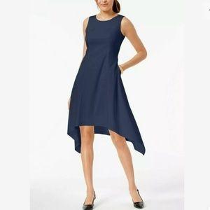 Alfani Asymmetrical Sleeveless Dress 14
